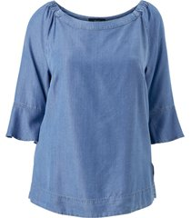 blus janna 3/4 blouse