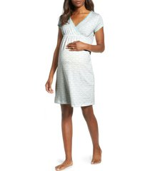 women's belabumbum maternity/nursing nightgown