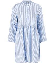 klänning onlditte life 3/4 stripe dress