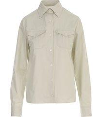 lemaire 2 pockets shirt