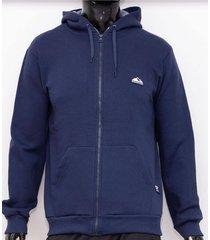 buzo azul wintertex hoodie