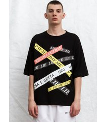 t-shirt oversized tee recollection