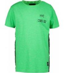 cars neon groen t-shirt juanni
