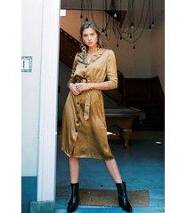 harper & yve jurk goud x905