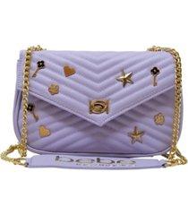 bebe hayden short shoulder bag