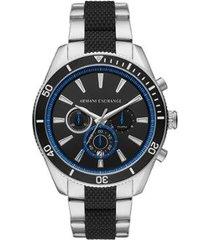 relógio armani exchange enzo ax1831/1kn masculino