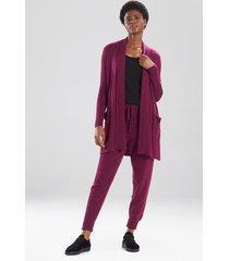 natori osaka cardigan top, women's, size s