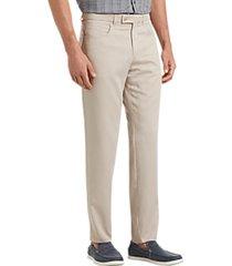 joe joseph abboud stone slim fit casual pants