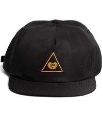 boné alfa desestruturado pirâmide preto