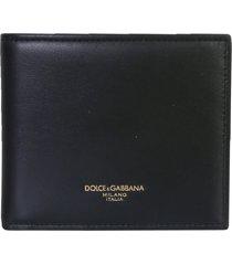 dolce & gabbana bifold wallet