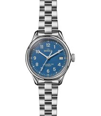 women's shinola vinton bracelet watch, 32mm