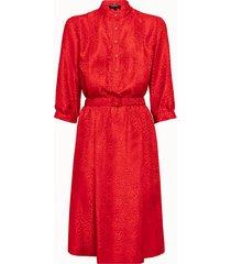 a.p.c. abito robe marion in seta