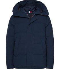 tommy hilfiger big & tall jas donkerblauw