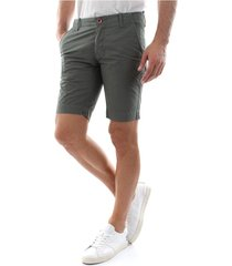 at.p.co a181nat99 shorts and bermudas men green