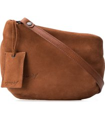 marsèll fantasmino high-low clutch - brown