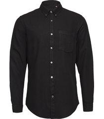 falk 5408 overhemd casual zwart nn07