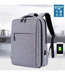 mochila para computadora multifuncional de 15.6 pulgadas