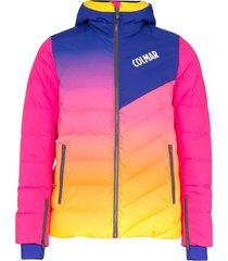colmar jaqueta de ski - azul
