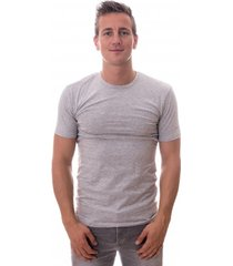 claesens t-shirt round neck grey stretch ( cl 1021)