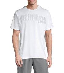 grand slam men's tennis graphic t-shirt - bright white - size l