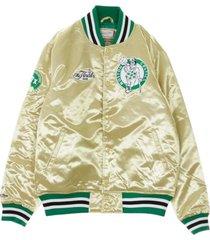 nba championship game satin jacket boscel bomber jacket