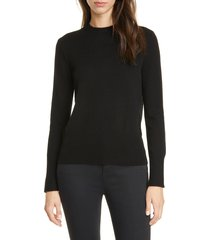 women's equipment sanni cashmere sweater, size x-small - black