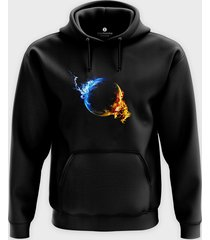 bluza earth on fire