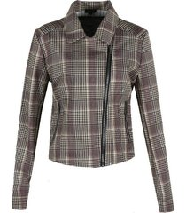 jacket annelies check