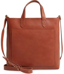 madewell the small transport crossbody bag -