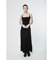 vestido negro sans doute nasser