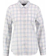 tommy hilfiger regular fit blouse