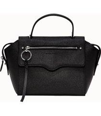 rebecca minkoff borsa nera con tracolla