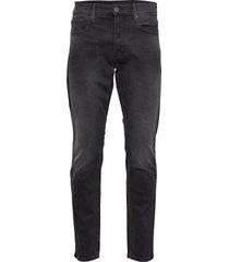 3301 tapered jeans svart g-star raw