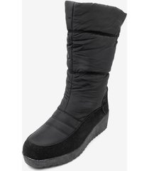 bota impermeable superc black chancleta