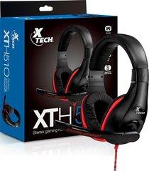 diadema gamer xtech xth-510 con microfono 3.5mm