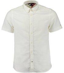 overhemd shirt wit