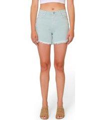 lola jeans high rise shorts