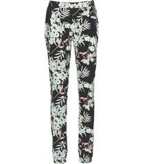 pantaloni con elastico in vita (nero) - bodyflirt