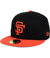 new era san francisco giants mlb cooperstown 59fifty cap