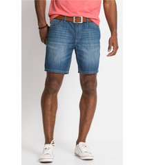 lange jeans short, regular fit