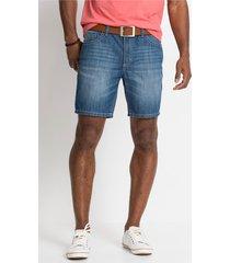lange jeans short, regular fit