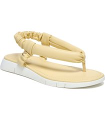 circus by sam edelman women's marita puffy thong sandals women's shoes