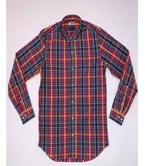 camisa fucsia mistral boris checks sf v5
