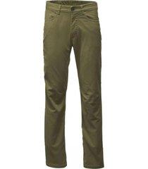 pantalon hombre motion verde the north face.