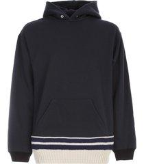 maison margiela brushed hoodie sweatshirt