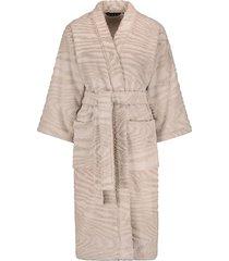 kaarna bathrobe morgonrock beige hálo