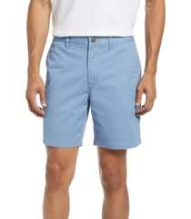 bonobos stretch washed chino 7-inch shorts, size 30 in rain shadow at nordstrom
