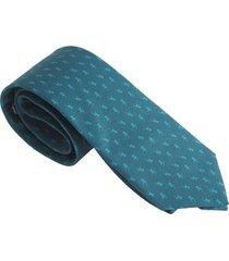 corbata salamandras verdes