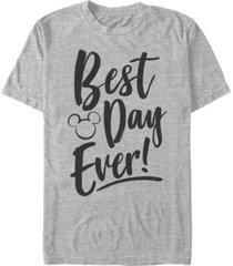 fifth sun men's best day short sleeve t-shirt