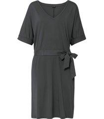 abito di jersey (grigio) - bodyflirt